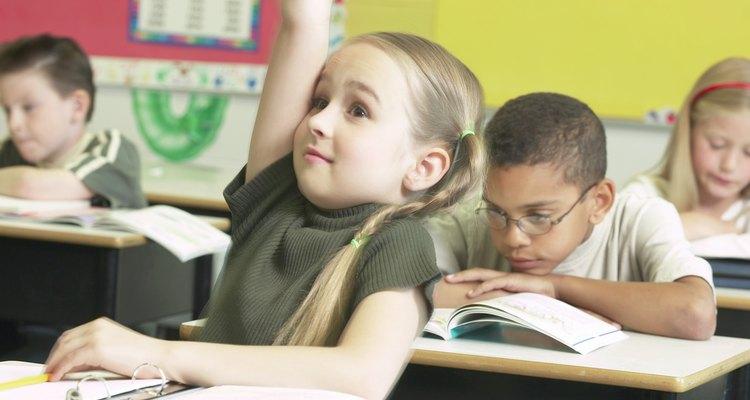 Mejor salud significa mejor comportamiento en el aula.