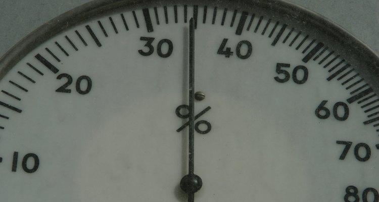 El porcentaje de humedad en el interior de una casa afecta a cuestiones tan importantes como el crecimiento de moho.