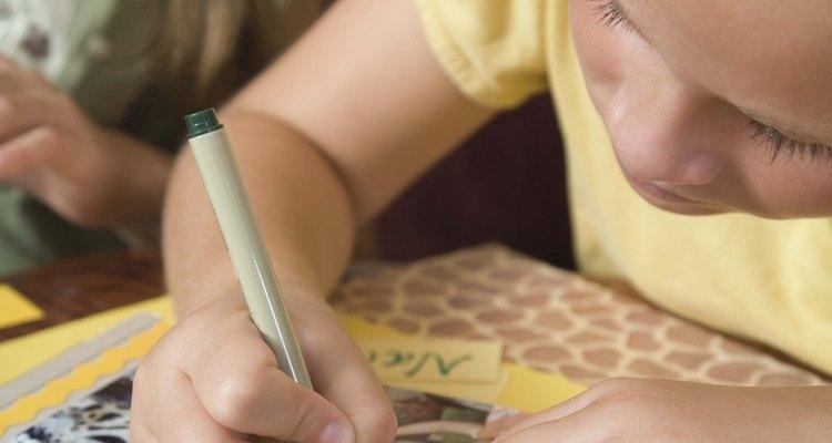 Escrever um texto baseado em uma imagem é uma excelente introdução à escrita criativa para todas as idades