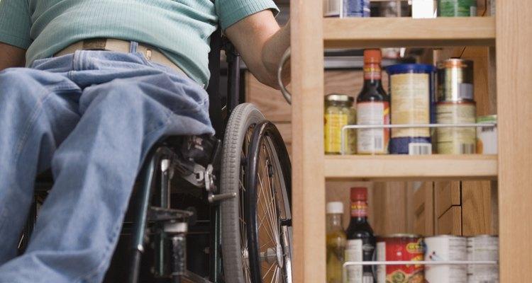 Una alacena provista te permite armar una comida saludable.