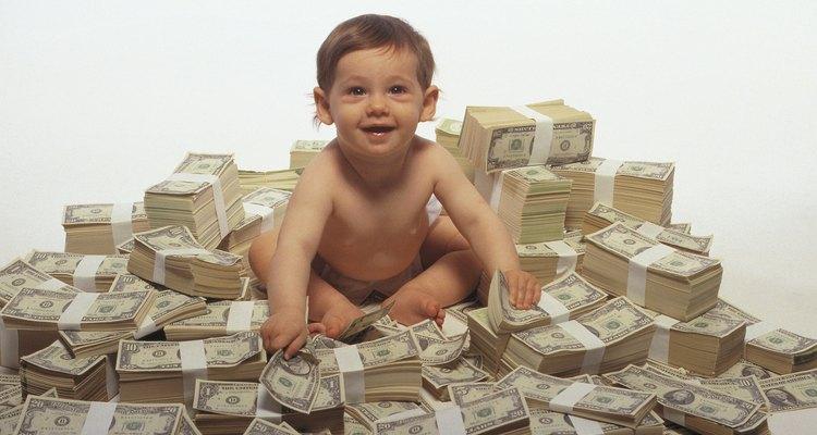 Evite ostentar bens materiais nas fotos das crianças