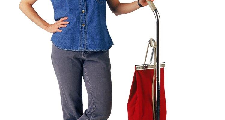 Um aspirador de pó excessivamente barulhento geralmente significa problemas