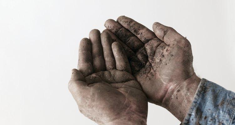 Livre-se da sujeira nas mãos