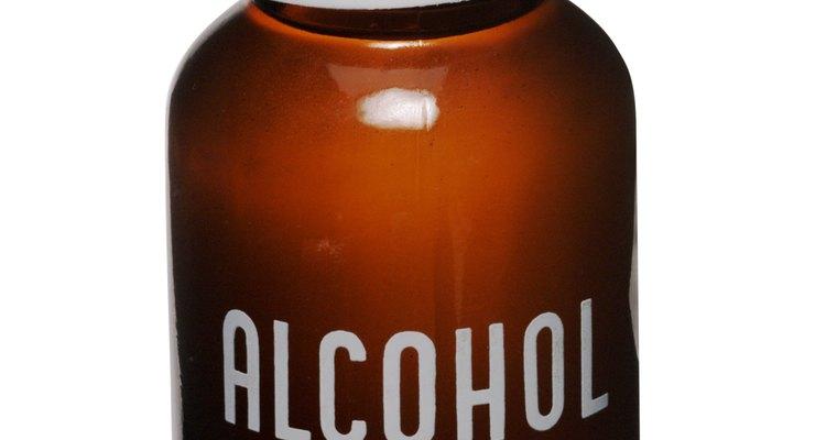 Utilize álcool isopropílico