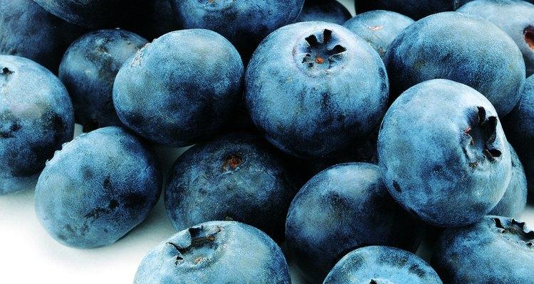 Los arándanos pueden ayudar a aliviar los síntomas de un virus estomacal.