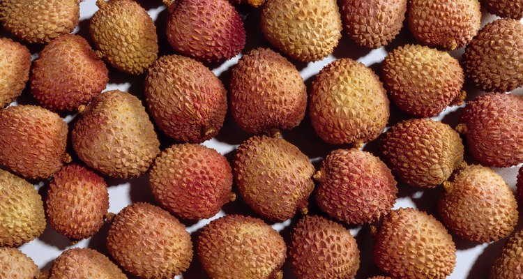 The lychee: food facts.