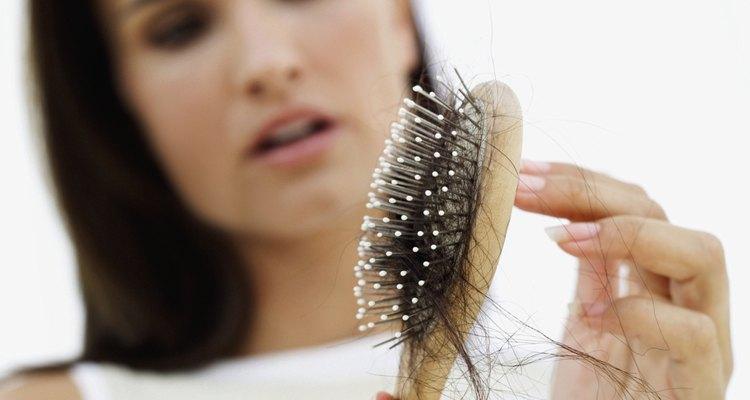 La prednisona y la pérdida de cabello.
