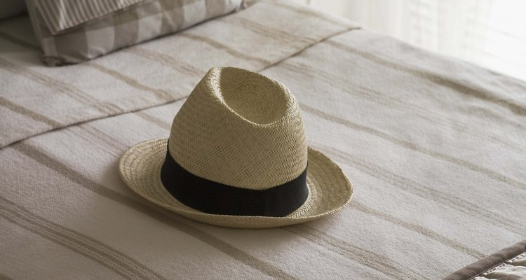 The fedora remains an icon of intrigue and disguise.