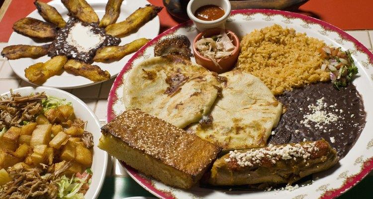 La comida es parte importante en todas las celebraciones mexicanas.
