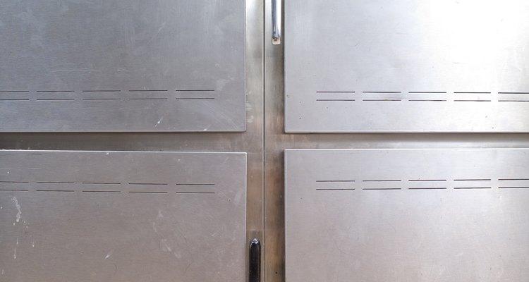 Las cámaras frigoríficas usualmente utilizan lámparas con lumen de salida alta.