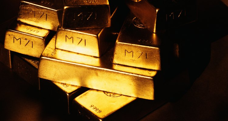 É possível fundir ouro em casa