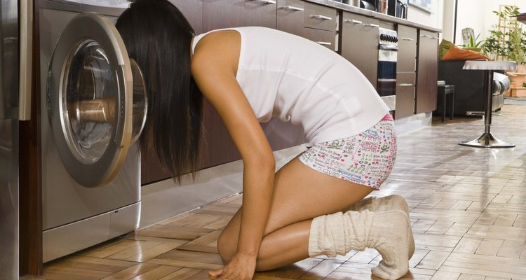 Constant exposure to moisture can cause mildew smell in your dryer.