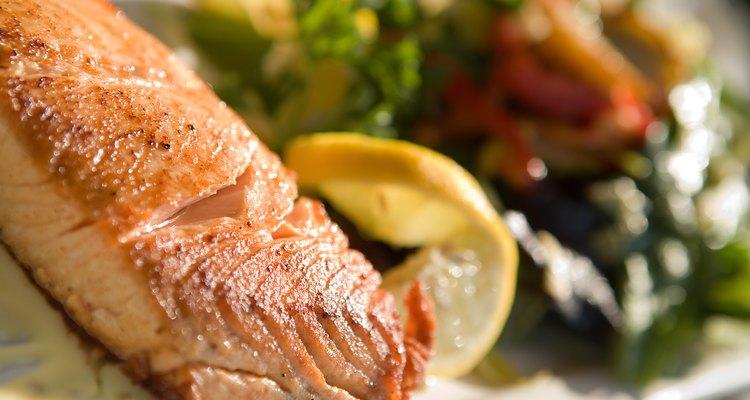 Peixes são uma boa fonte de creatina