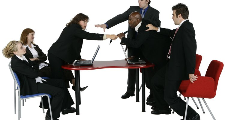 Using tact when resigning from a board lessens the chance of conflict.