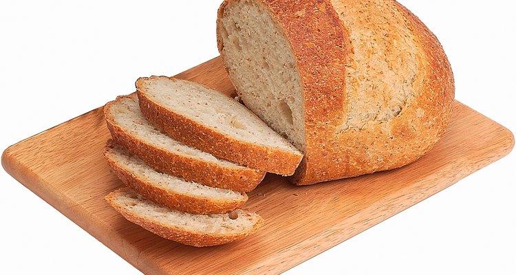 El pan artesanal es a la vez simple y artístico.