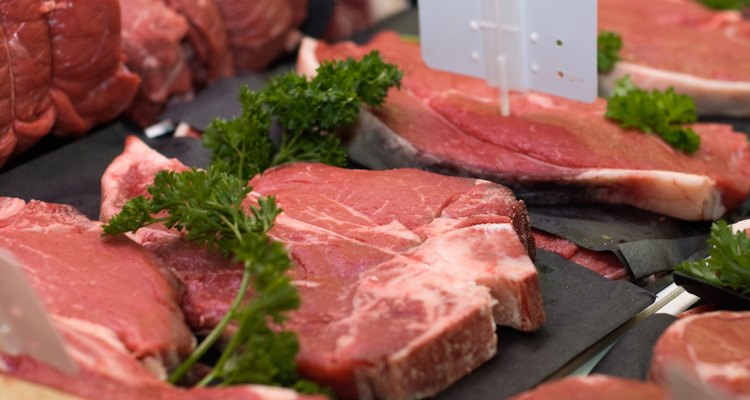 As tortas de carne tradicionais geralmente usam cortes mais duros da carne