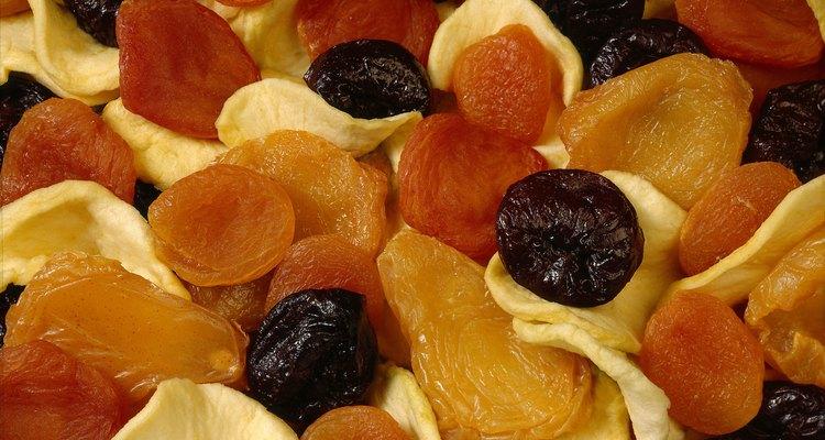 Los damascos son perfectos para deshidratar.