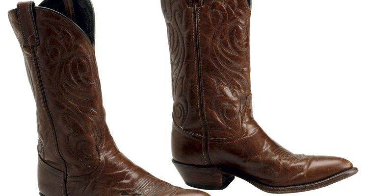Uma linha de água pode ser removida facilmente de botas
