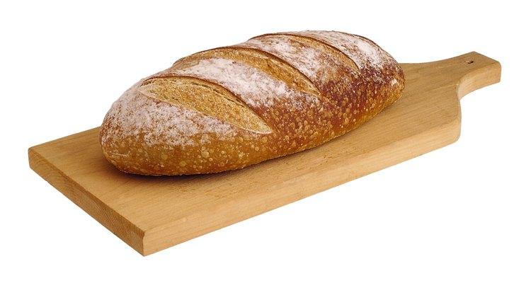 A massa do pão requer um ambiente quente para crescer normalmente