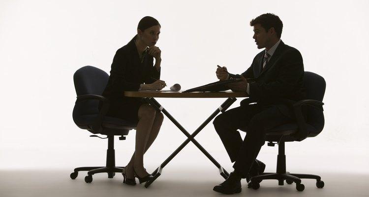 El candidato al puesto debe estar preparado para responder preguntas claves del posible empleador.