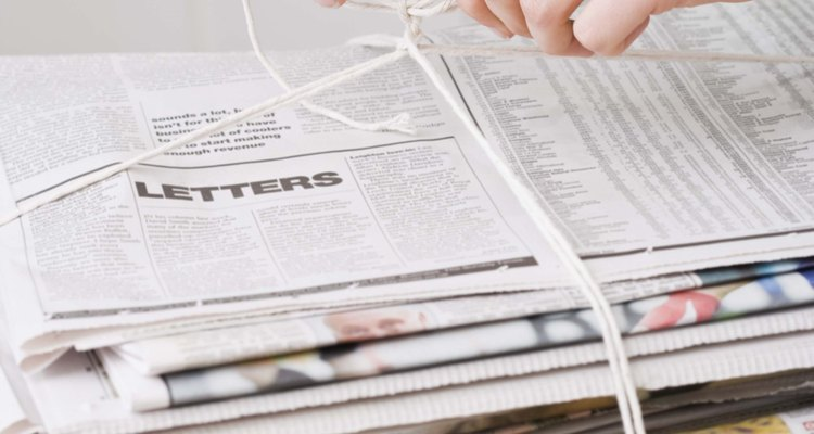 Los periódicos imprimirán esquelas.