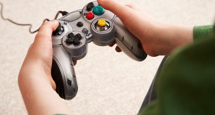 Controle do N64