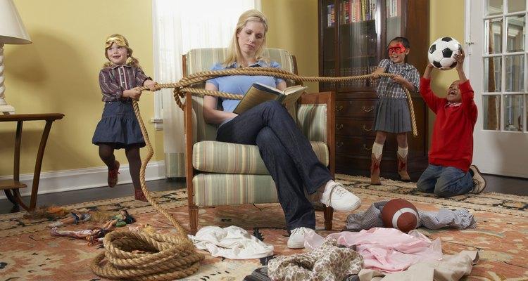 Cuando el comportamiento de tu hijo empieza a dictar la forma en que vives tu vida, es el momento de recuperar el control.