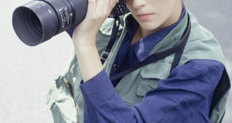 Fotógrafos de eventos têm que estar no lugar certo na hora certa para capturar fotografias valiosas
