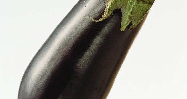 Substitua macarrão por berinjela