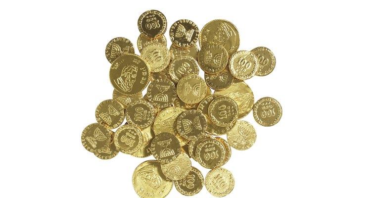 Verifique se sua moeda de ouro é verdadeira