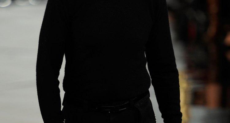 Designer Ralph Lauren helped create the preppy style of the 1980s.