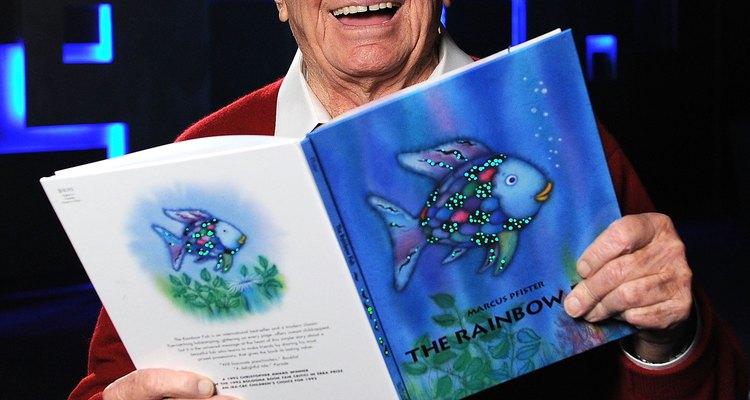"""""""O Peixinho Arco-íris"""" ensina crianças sobre a importância de compartilhar"""
