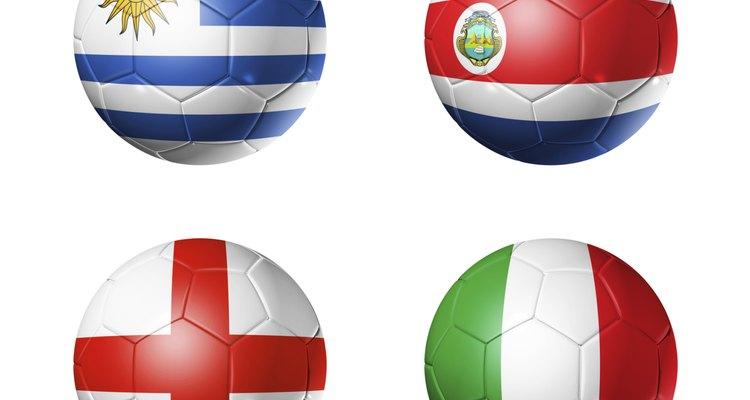 Inglaterra vs. Uruguai