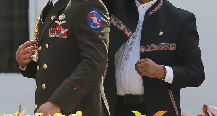 Evo Morales es el primer presidente indígena de Bolivia.
