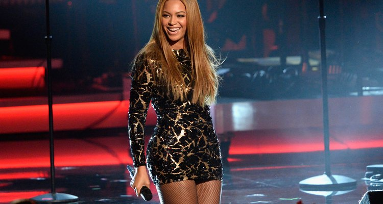 LOS ANGELES, CA - FEBRUARY 10:  Recording artist Beyonce performs onstage during Stevie Wonder: Songs In The Key Of Life - An All-Star GRAMMY Salute at Nokia Theatre L.A. Live on February 10, 2015 in Los Angeles, California.  (Photo by Kevork Djansezian/Getty Images)