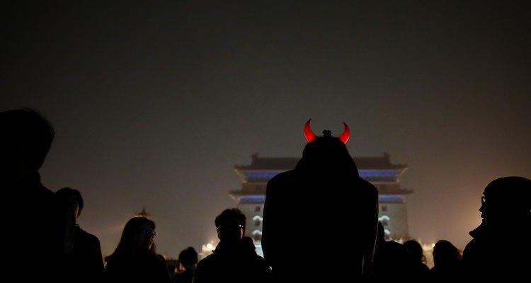Pequim, 24 de fevereiro de 2013, festival da lanterna, para celebrar o ano novo lunar