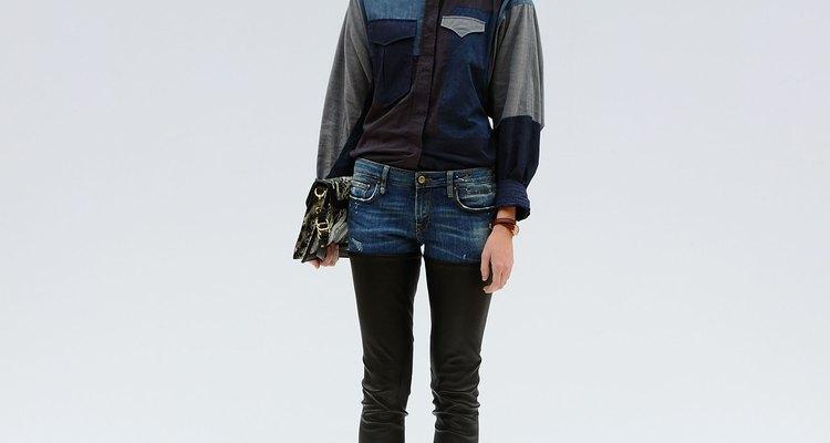 TEEN VOGUE Declare Your Denim Fashion Show At Lincoln Center During Mercedes-Benz Fashion Week