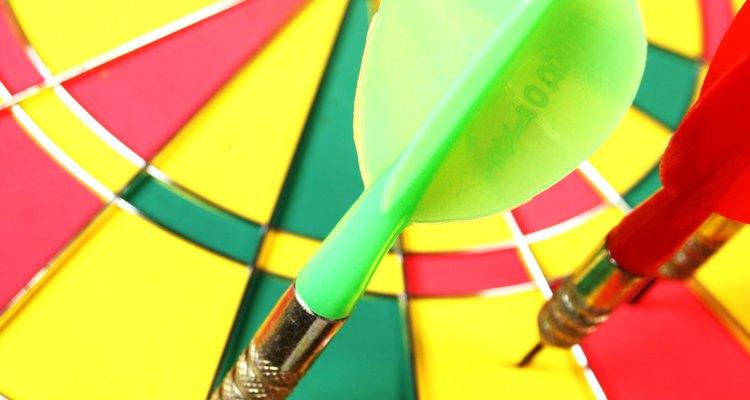 Aprenda a montar um jogo de dardos pelas regras certas