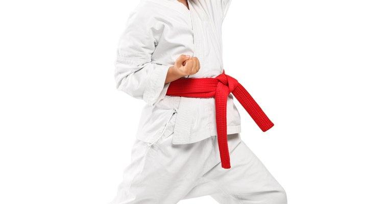 Traje de karate.