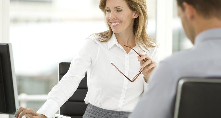 Muchas preguntas de la entrevista se centran alrededor de las experiencias pasadas de trabajo.