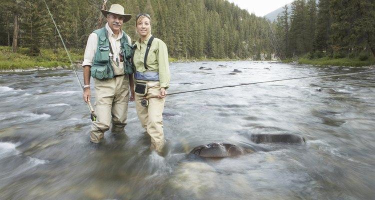 La región cuenta con oportunidades de pesca de primer nivel.