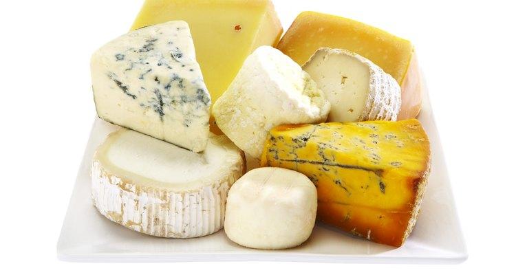 O queijo é um alimento fermentado