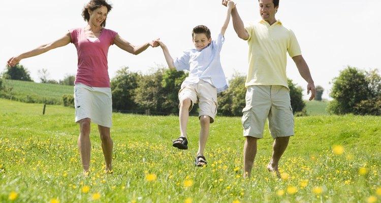 Pasa tiempo de calidad con tus hijos para construir una relación positiva.