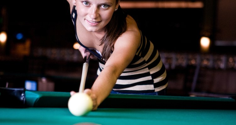 You don't need an opponent to play pool.