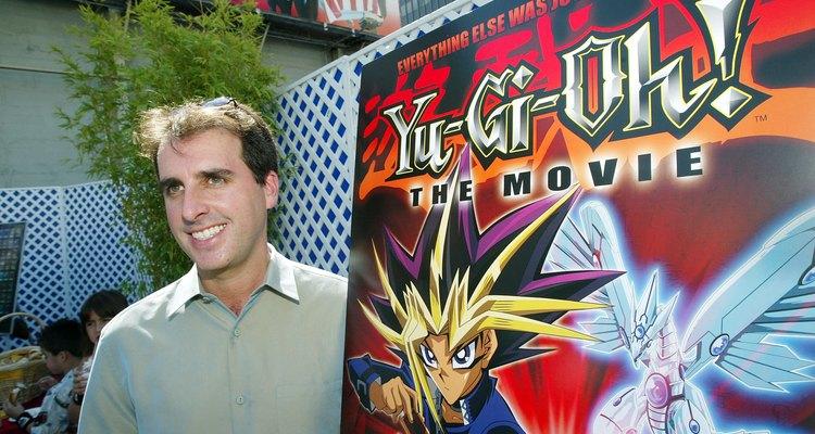 """Em """"Yu-Gi-Oh!"""" os fãs desfrutam de jogos, filmes e outras formas de entretenimento baseadas nesse universo"""