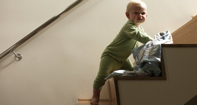Calcula la altura y la pisada para tus escaleras.