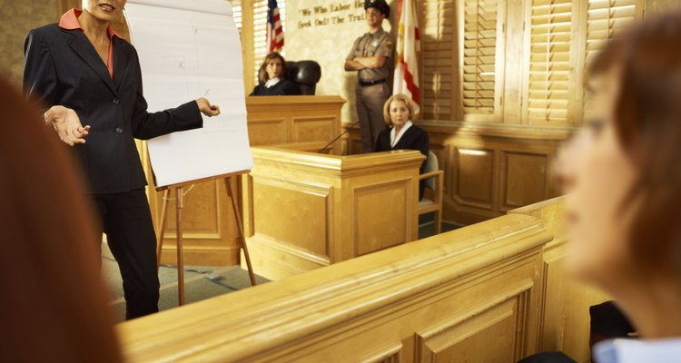 Los jurados pueden demostrar ser una desventaja para los acusados.