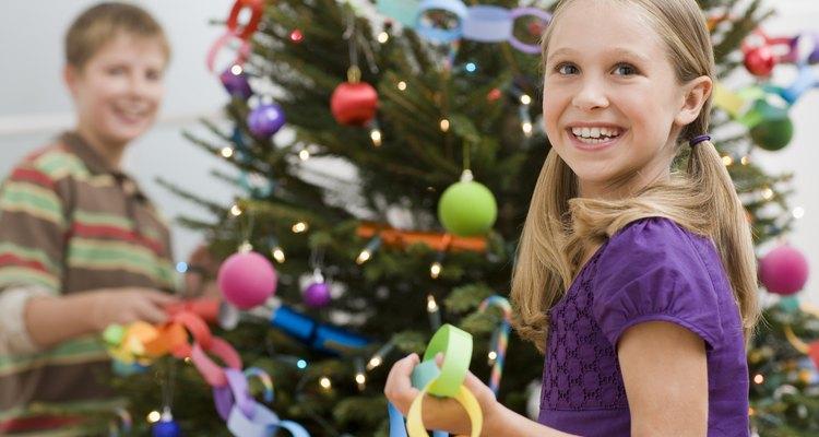 Involúcralos en las actividades navideñas de la familia.