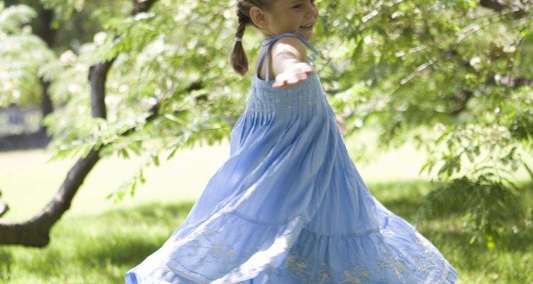 Deixe sua filha ser uma princesa por um dia