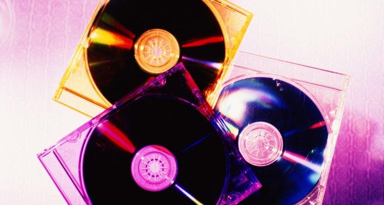 O aparelho de blu-ray reproduz também CDs e DVDs